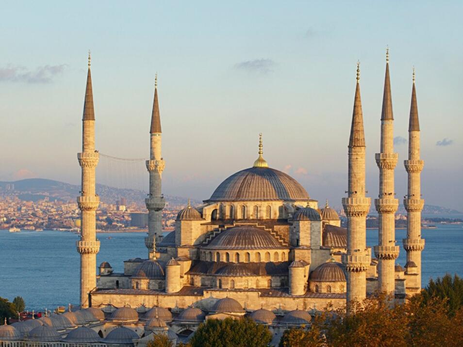 Blue mosque - eresin hotels topkapi