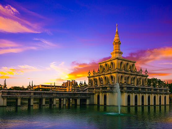 Sukhothai Thammathirat Open University - HOP INN HOTEL