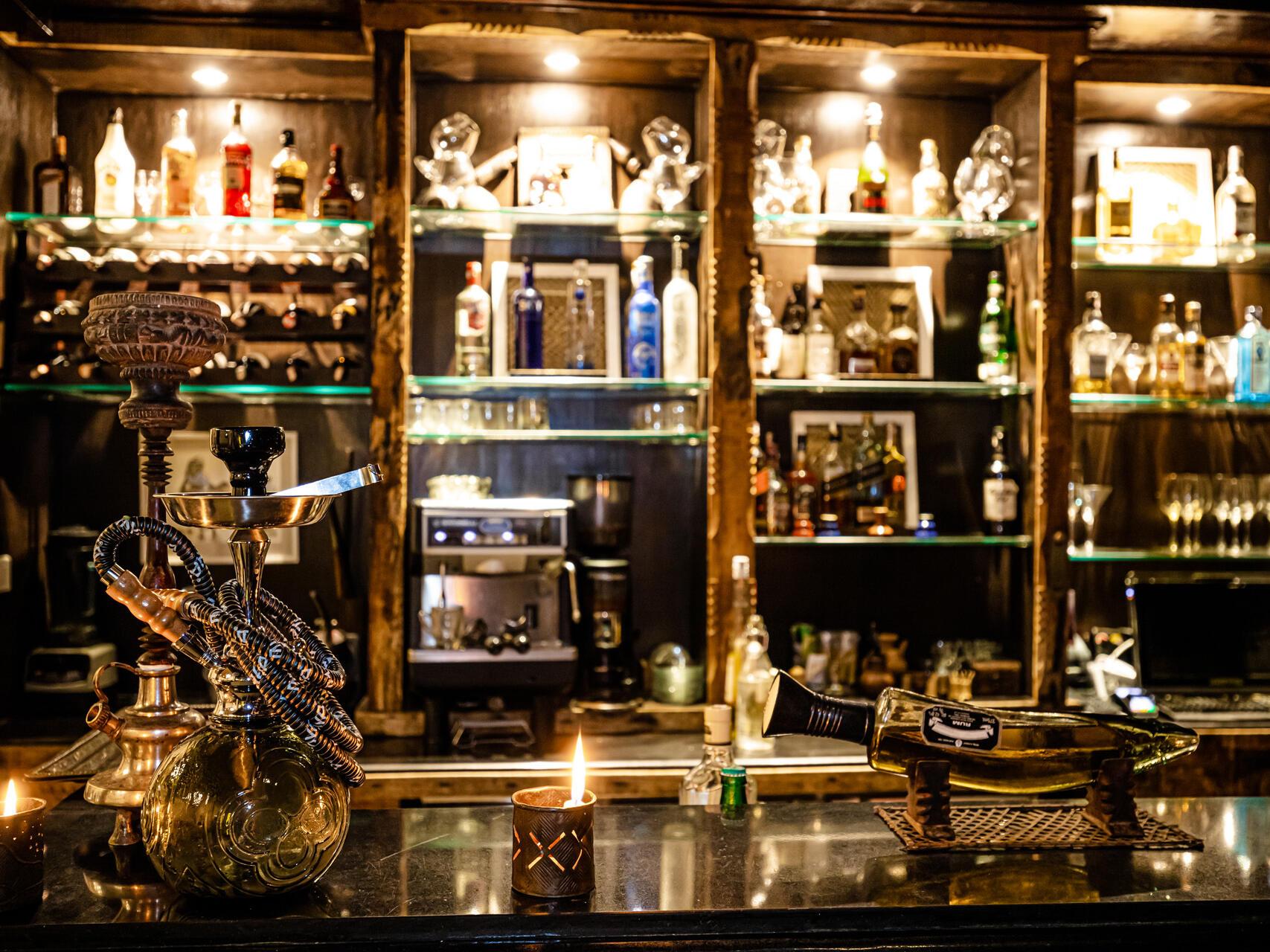 Bar can see  at Meghauli Serai
