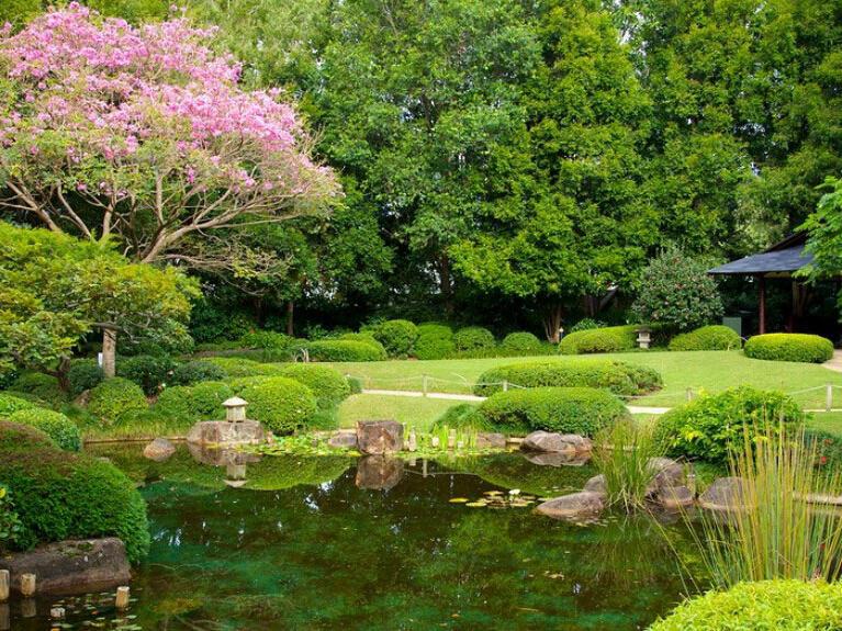 City Botanic Garden