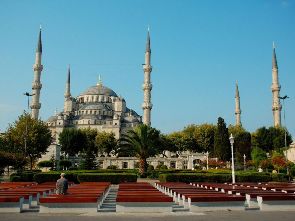 Blue Mosque Eresin hotels sultanahmet