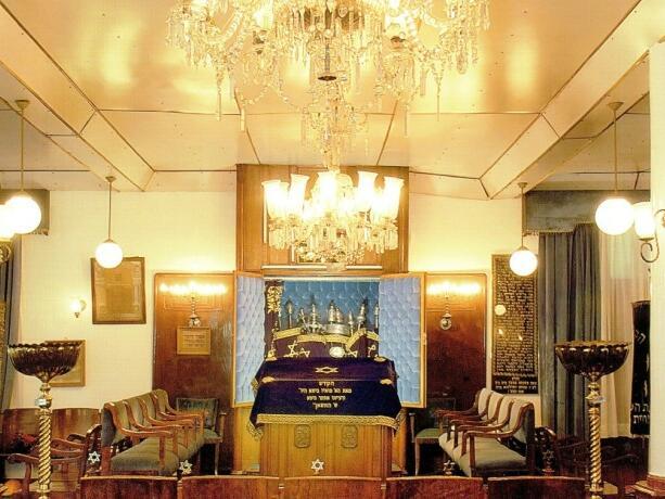 Ahrida Synagogue Eresin hotels sultanahmet