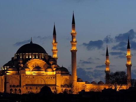 Suleymaniye Mosque Eresin hotels sultanahmet
