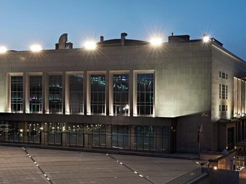 Modern exterior at Eresin Taxim Premier