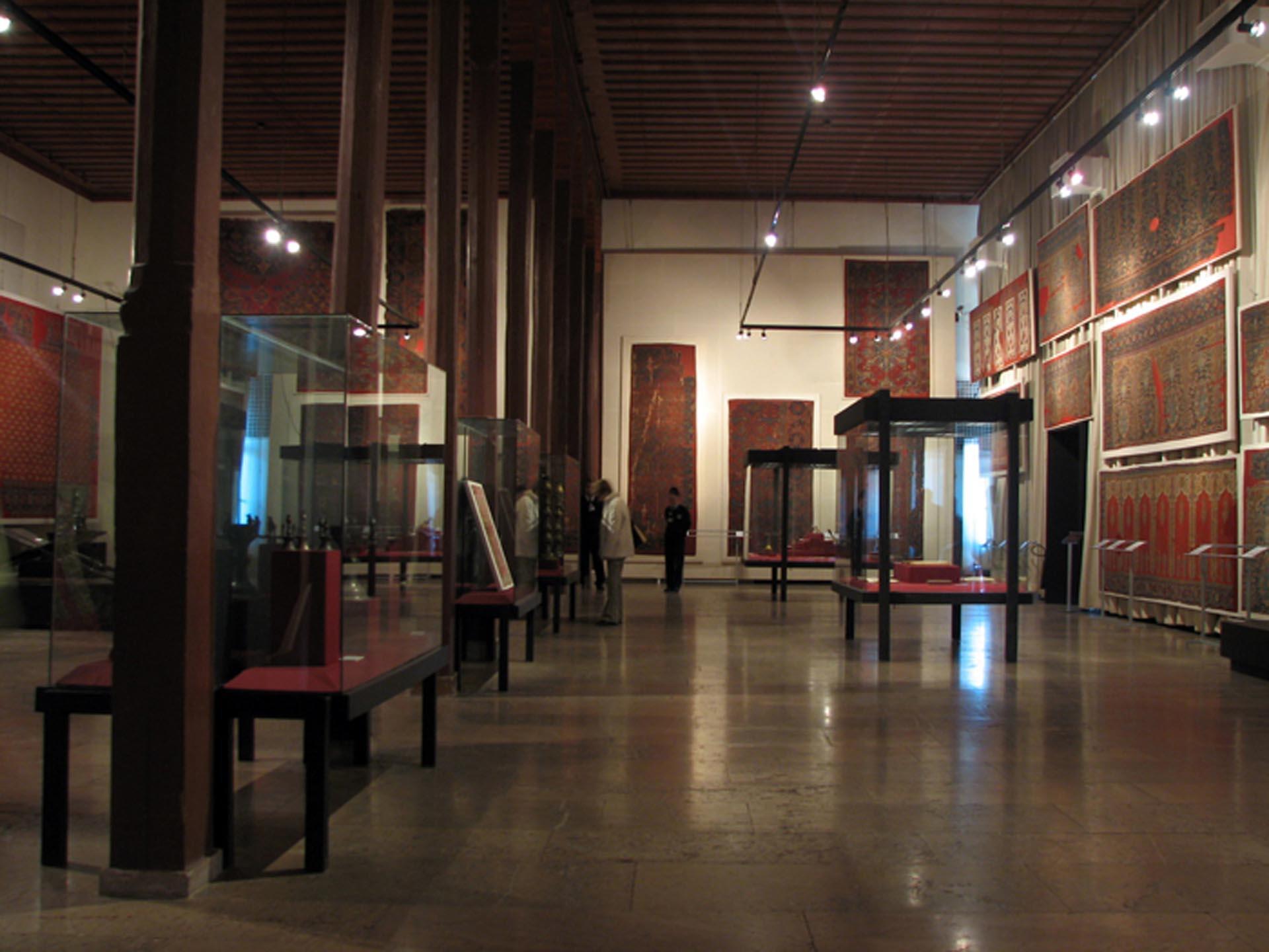 Turkish and Islamic Arts Museum Eresin hotels sultanahmet