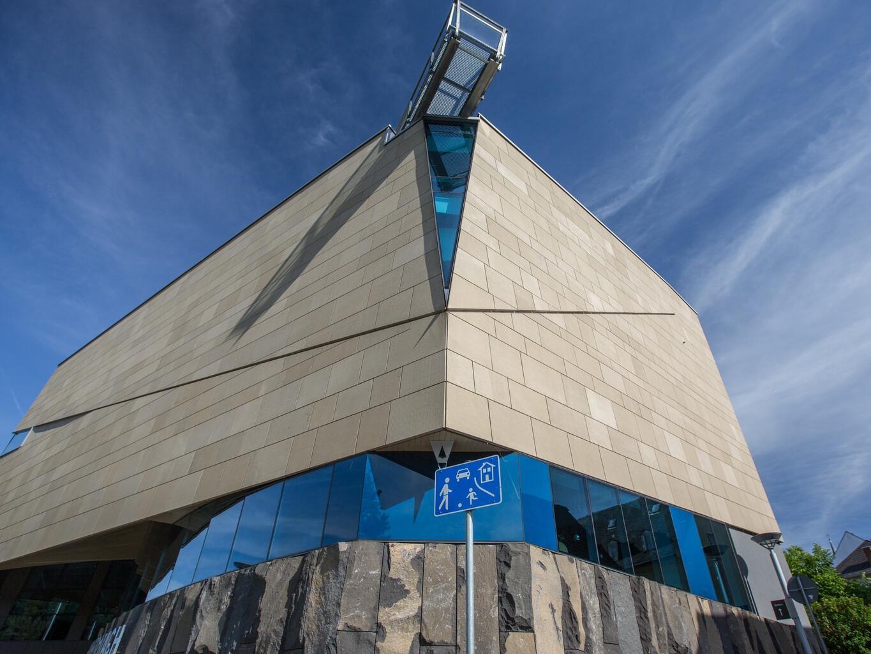 Geyser Discovery Centre near hotel Am Martinsberg