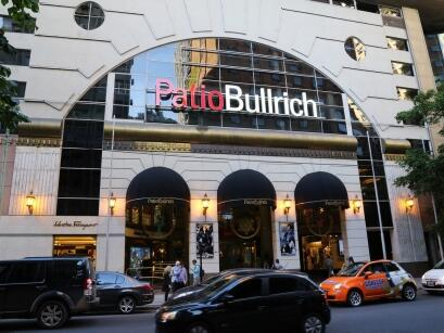 Exterior view of Patio Bulrich near Hotel Emperador Buenos Aires