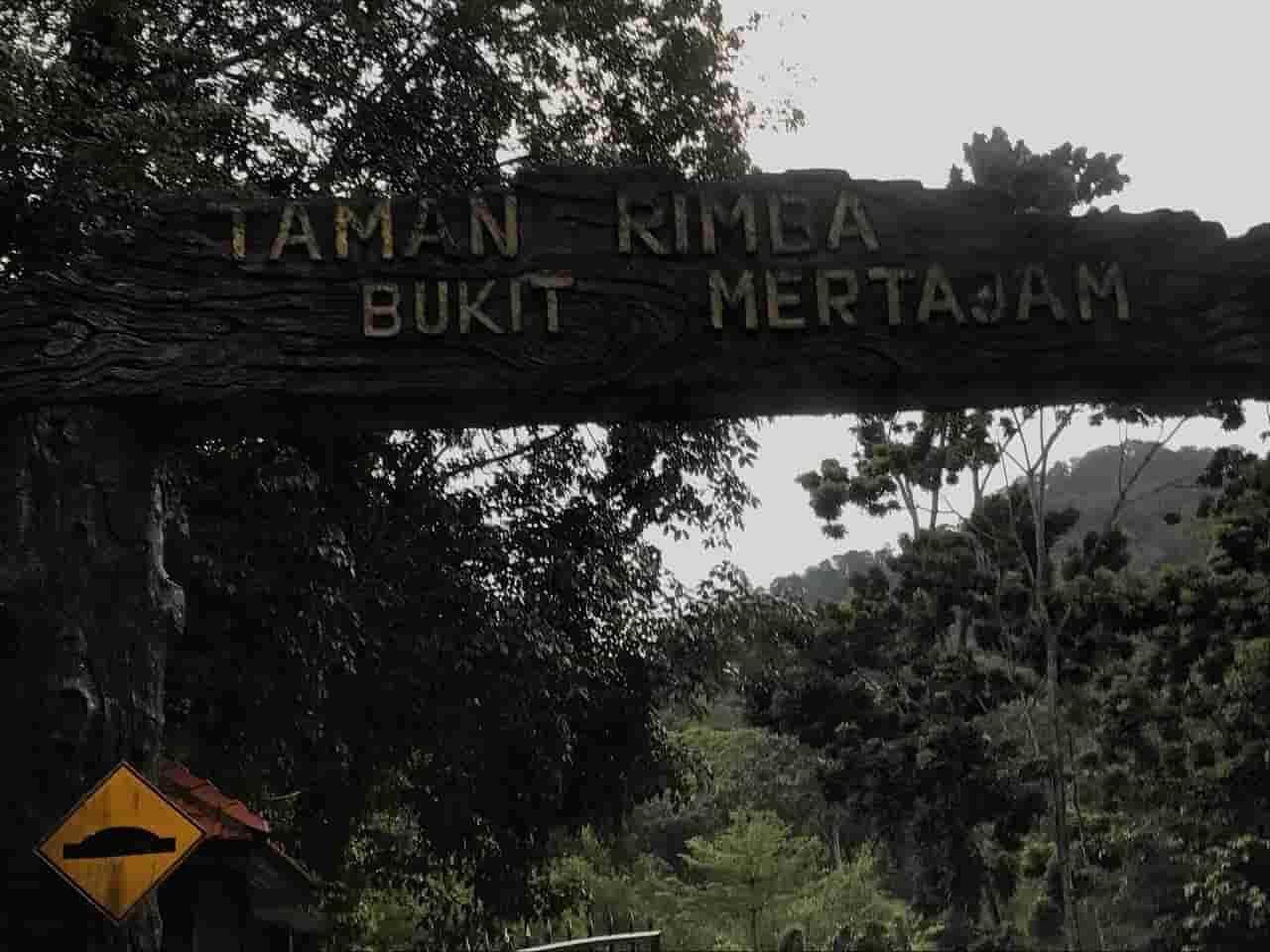 Places of Interest - Bukit Mertajam Recreational Forest Penang