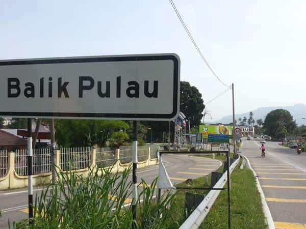 Places of Interest - Bukit Pulau Penang