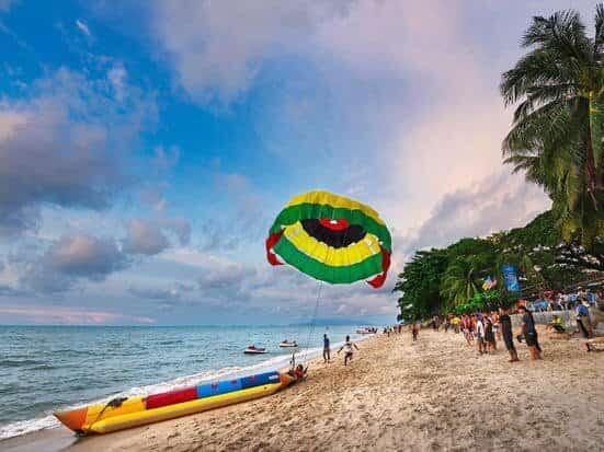 Places of Interest - Batu Ferringhi Beach Town Penang