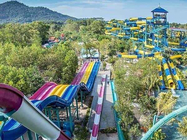 Places of Interest - Escape Adventure Theme Park in Penang