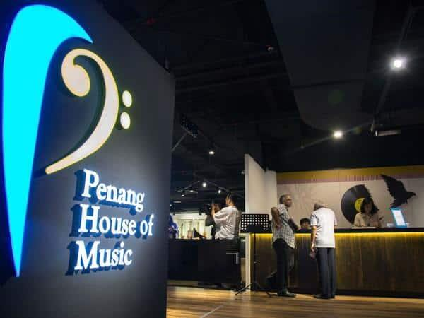 Places of Interest - Penang House of Music