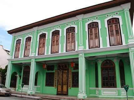 Places of Interest - Pinang Peranakan Mansion