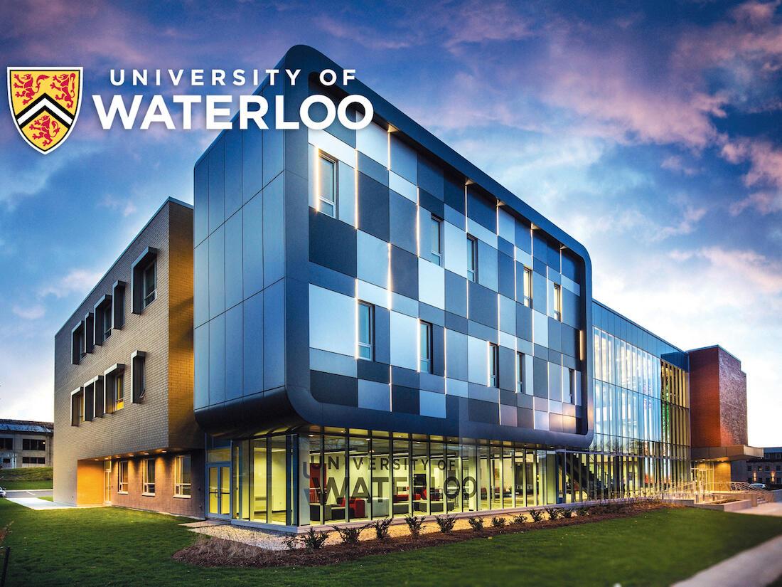 View of University of Waterloo near The Inn of Waterloo