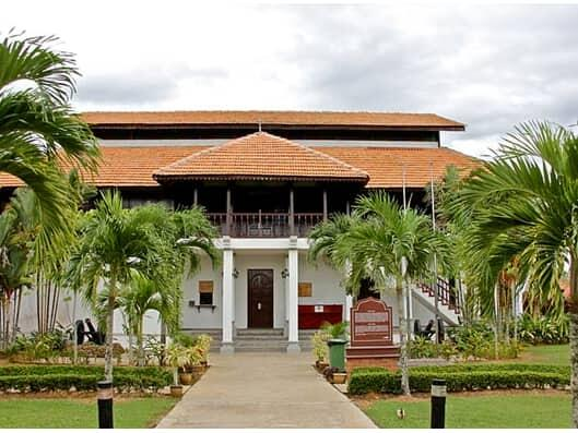 lukut fort and museum at port dickson