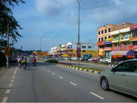 kota lukut small town, capital of negeri sembilan and port dickson town