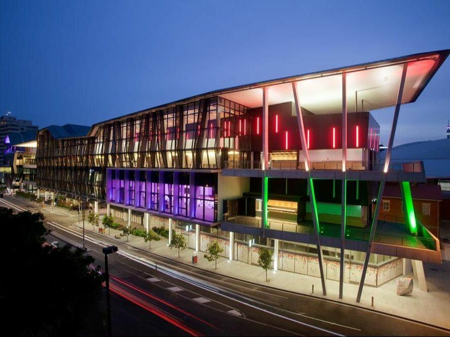 Brisbane Exhibition Centre near George Williams Hotel