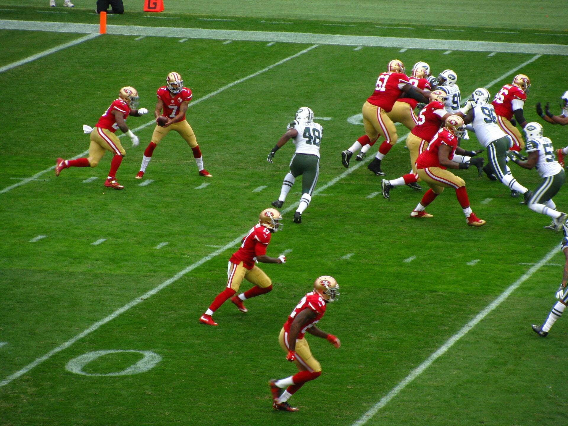 San Francisco 49ers at Levi's Stadium