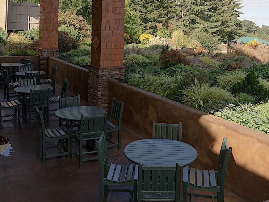 Outside Restaurant Seating