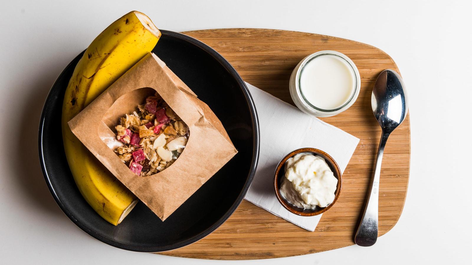 Breakfast at Jasper Kitchen Restaurant Melbourne