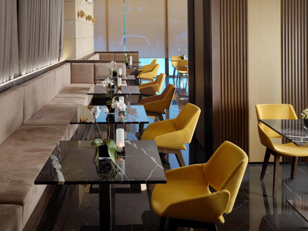 Plaza Cafe Tables NJV Athens Plaza