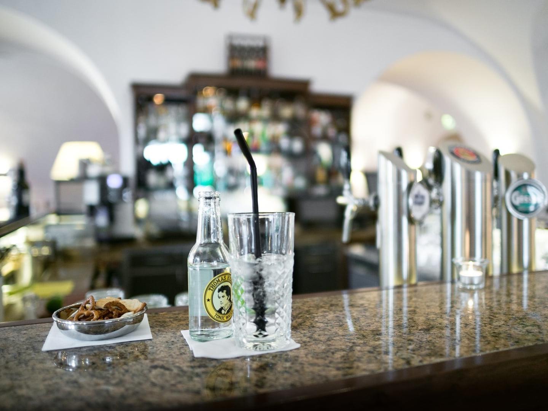 Schloss Bar at Romantik Hotel Schloss Pichlarn
