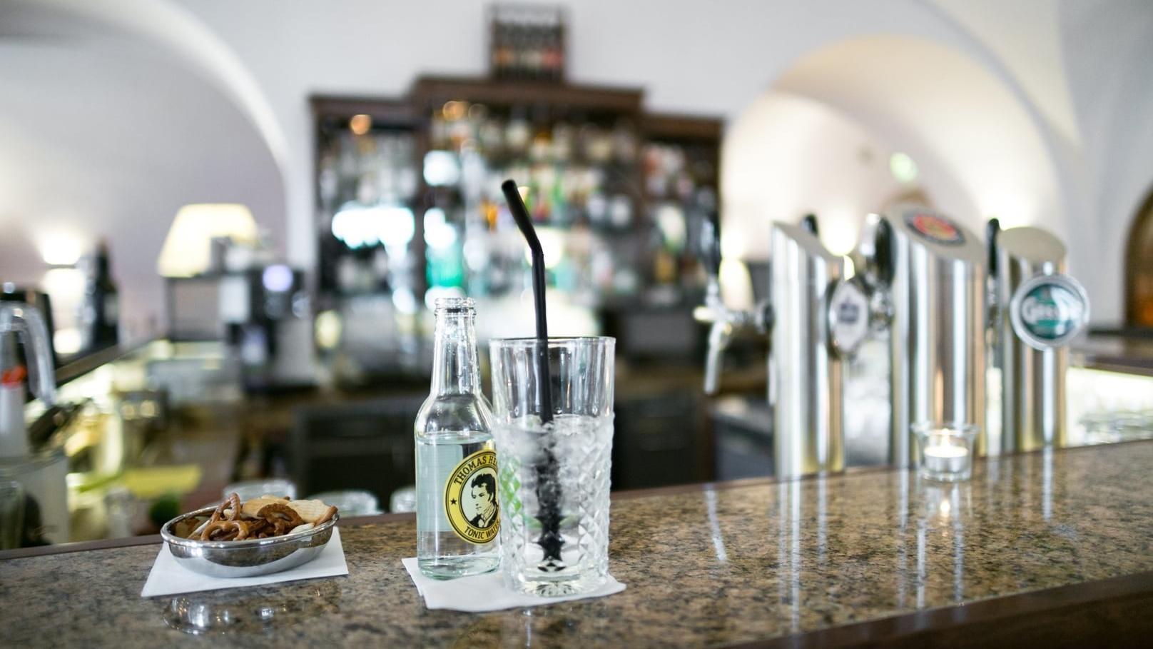 Schloss Café & Bar at Romantik Hotel Schloss Pichlarn