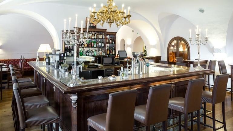 Schloss Café & Bar at Schloss Pichlarn
