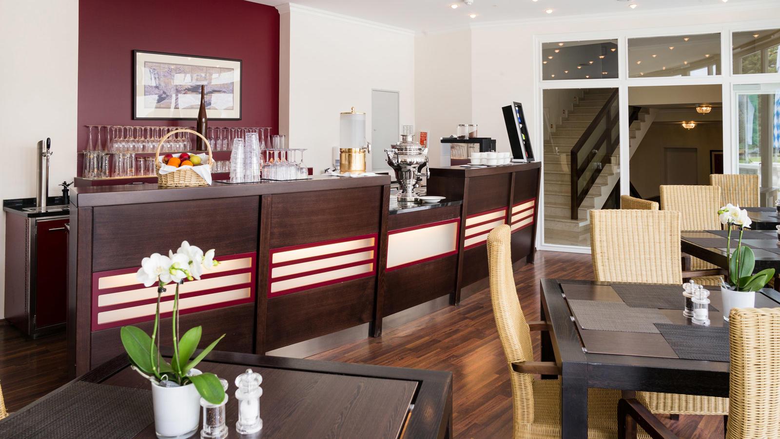 Vital Lounge at Schloss Pichlarn