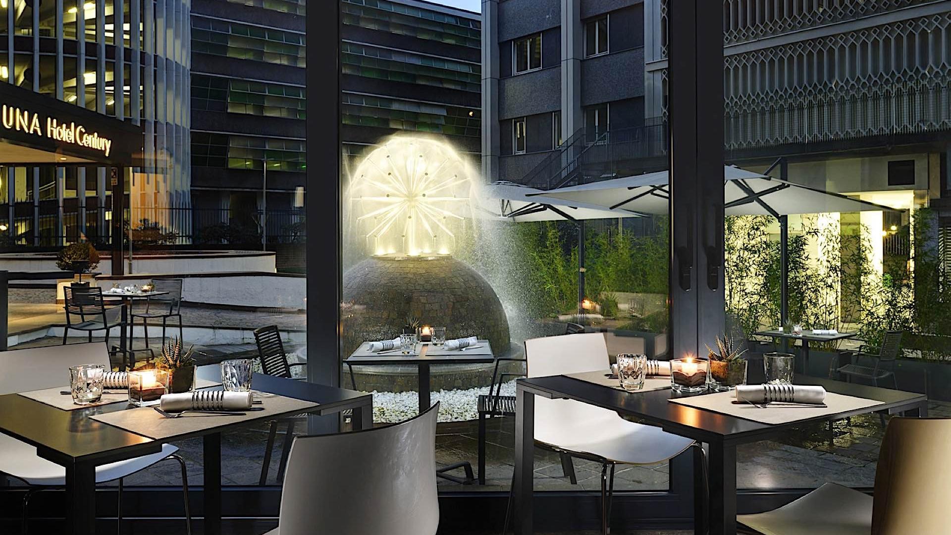 Restaurant | Century Milano