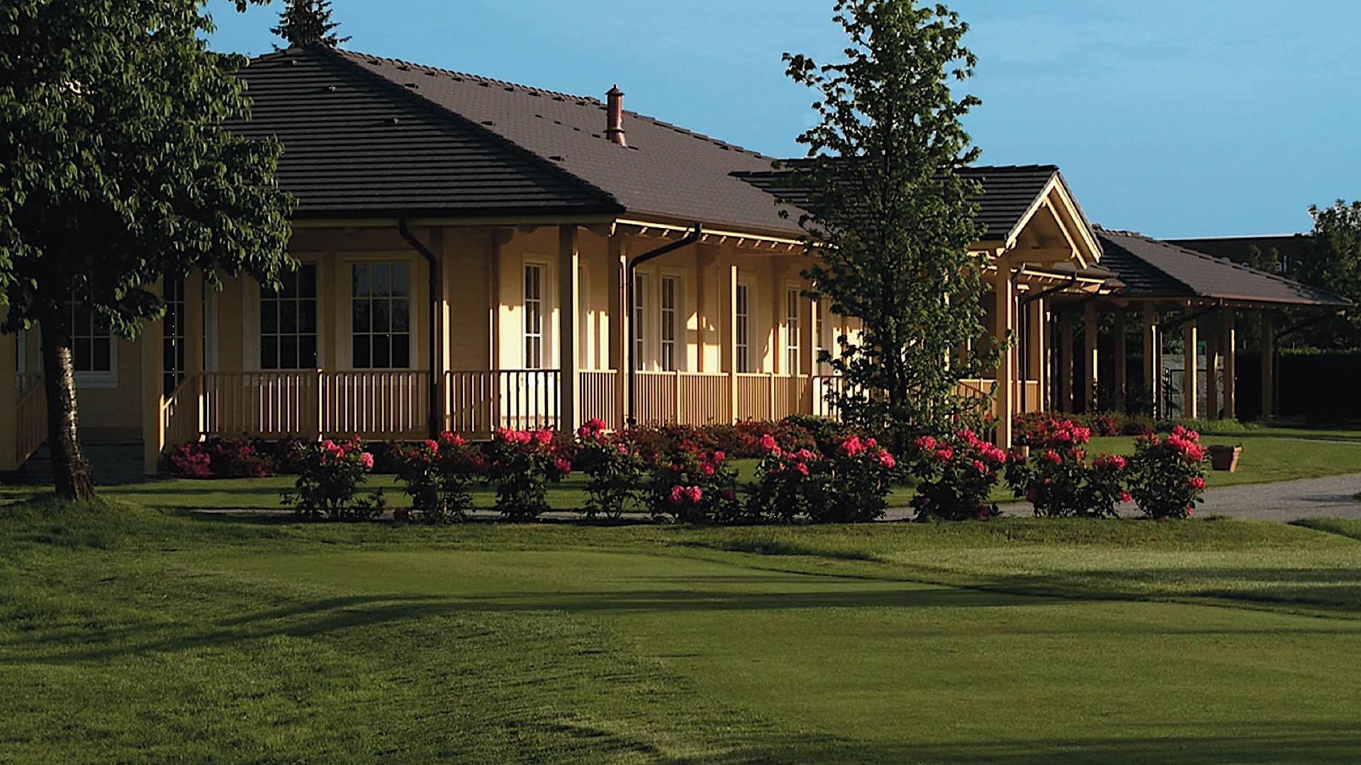 Clubhouse | Golf Hotel Cavaglia