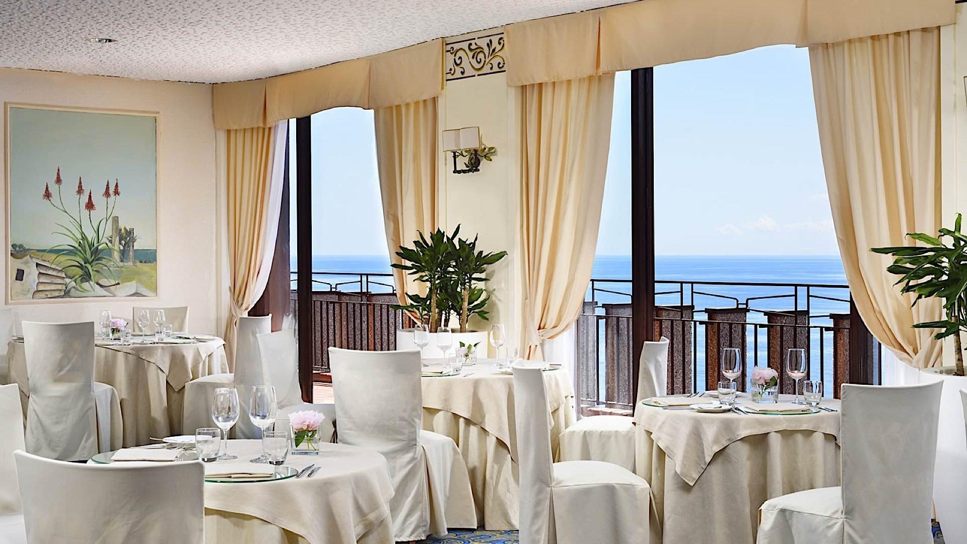 Naxos Restaurant | Capotaormina
