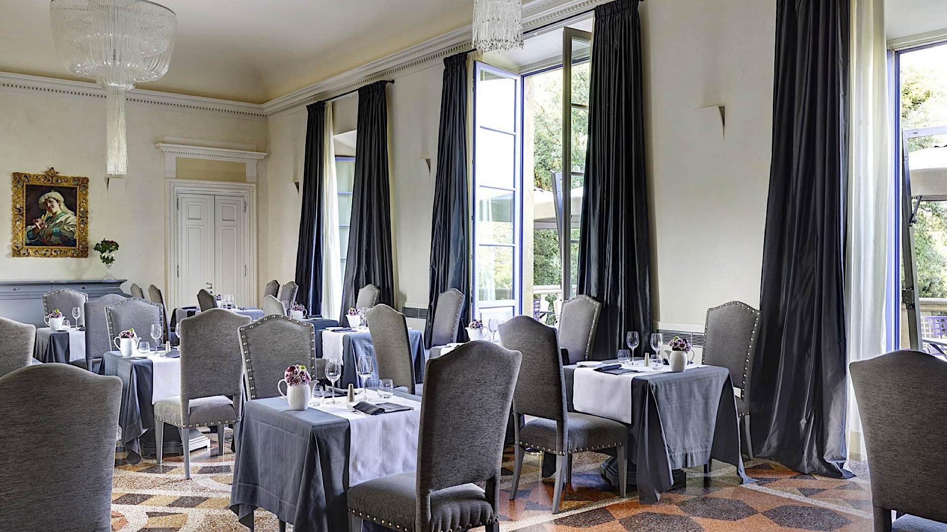 Restaurant Piopponero | Villa Le Maschere