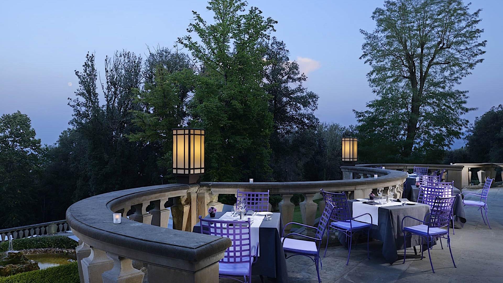 Terrace | Villa Le Maschere