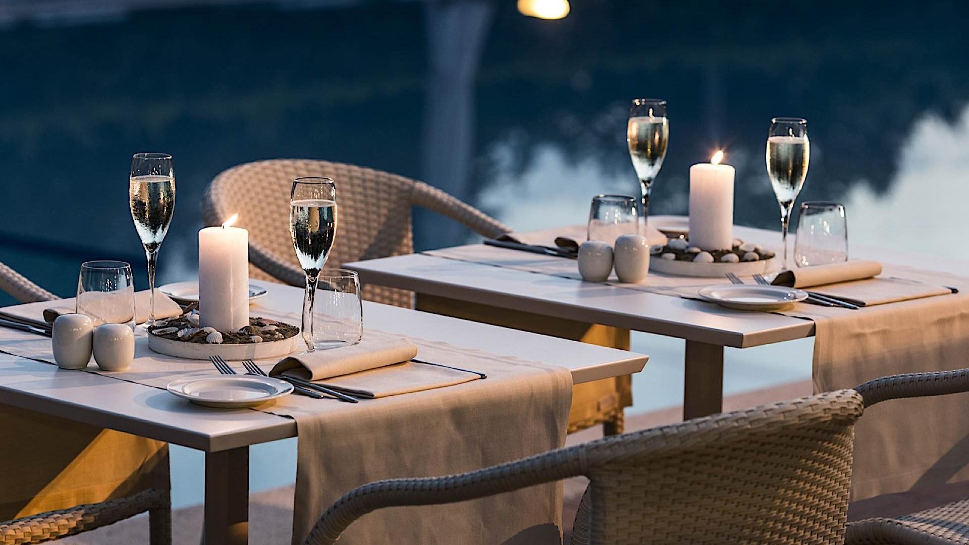 Restaurant | Hotel Forte Dei Marmi