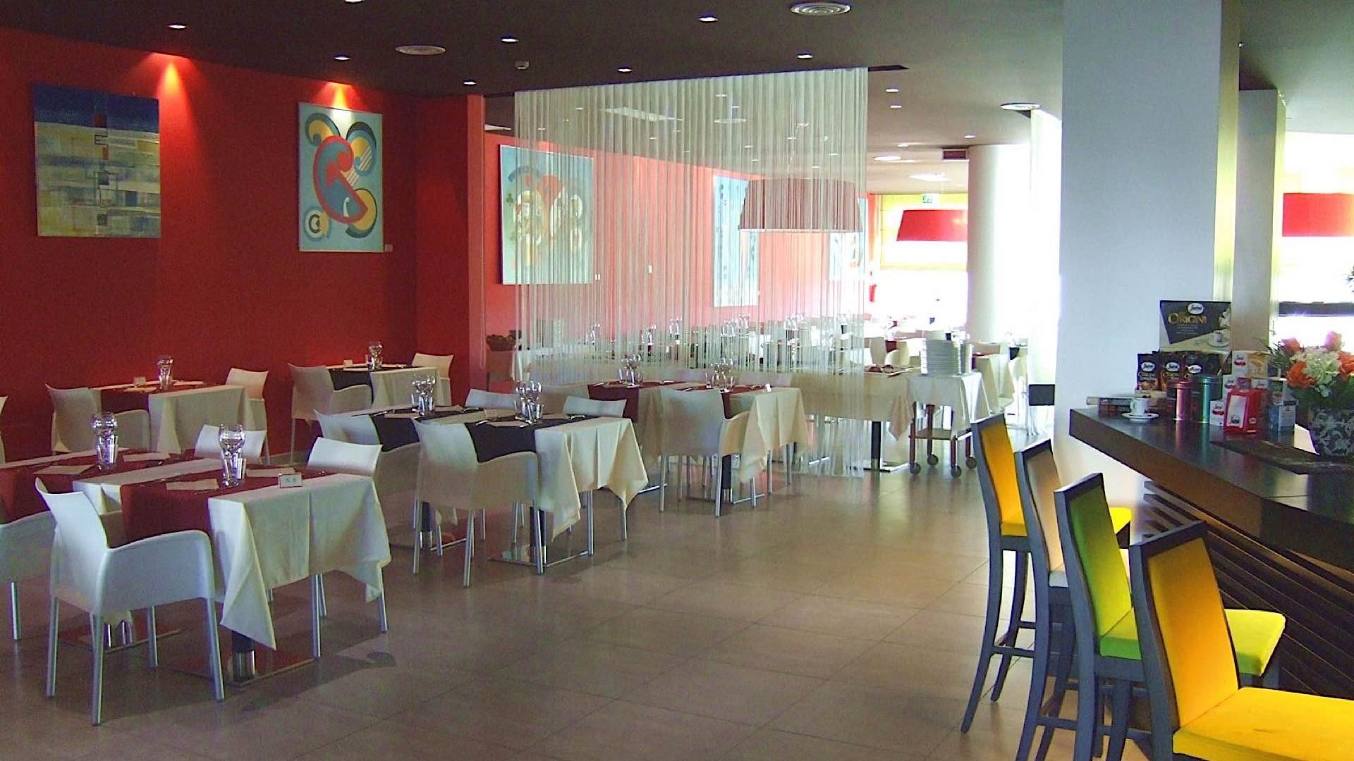 Restaurant | Hotel Cesena Nord