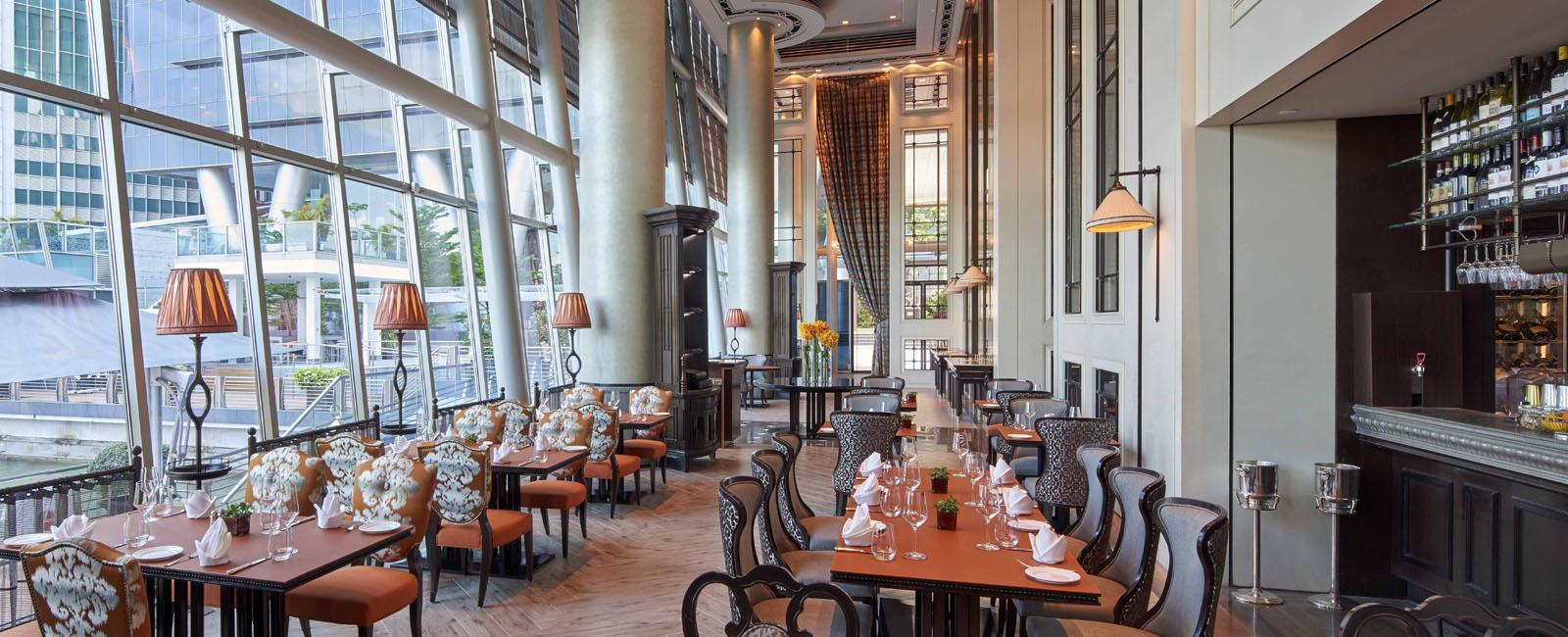 La Brasserie French Restaurant Singapore Restaurants Bars