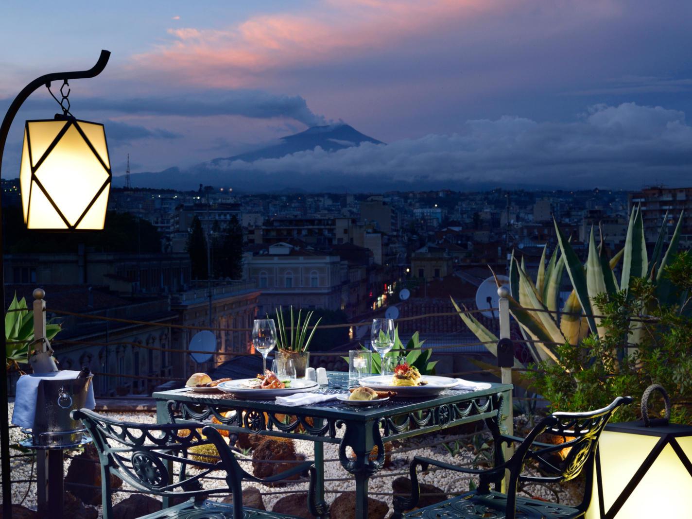 Versilia Roof | Palace Catania