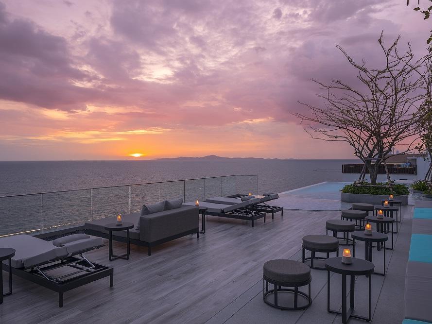 Rooftop Bar  at U Hotels and Resorts