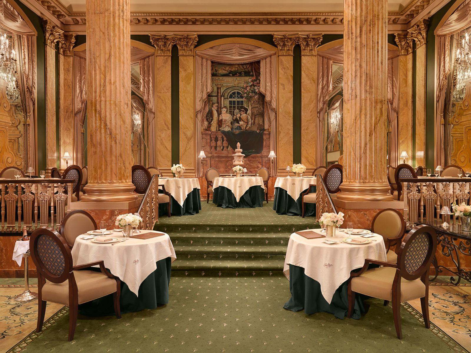 Chez Philippe Dining Room