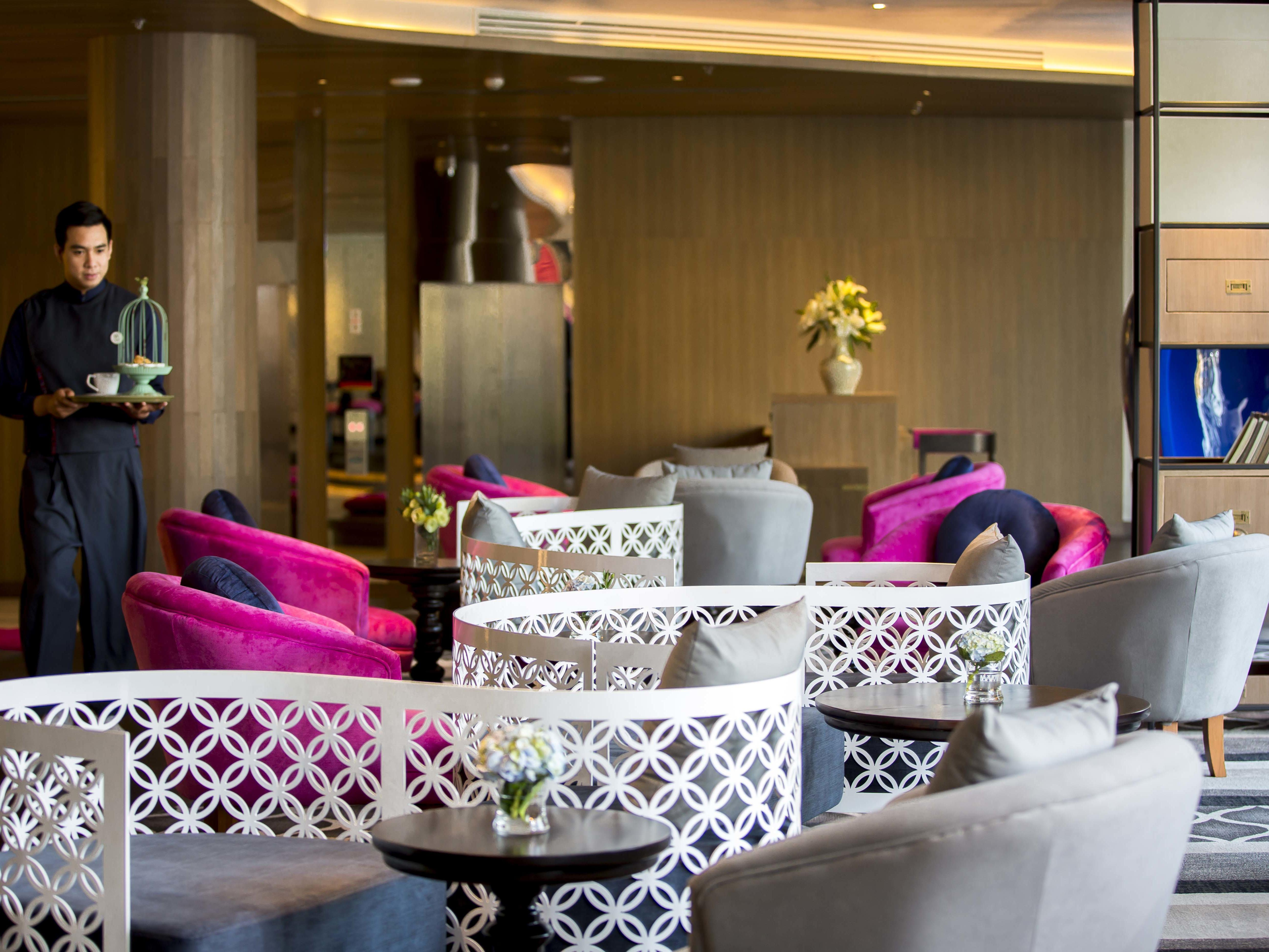 The Lounge at U Hotels and Resorts