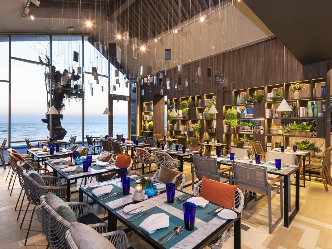 Salt Restaurant at U Hotels and Resorts