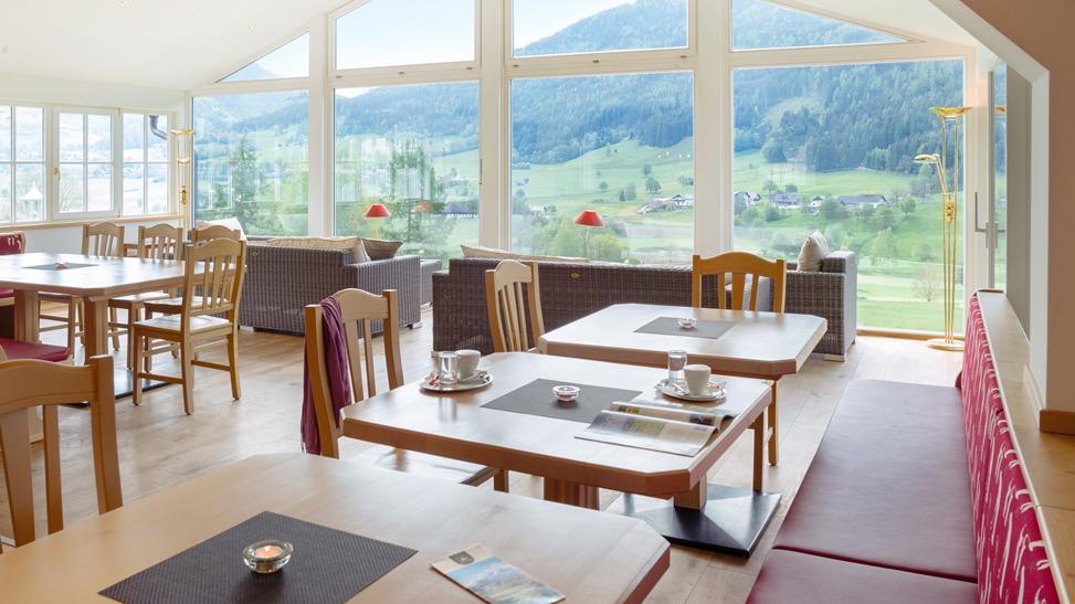 Restaurant 19 at Schloss Pichlarn