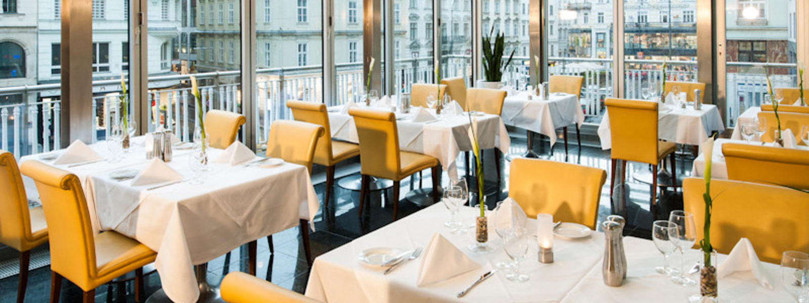 Restaurant at Ambassador Vienna Hotel
