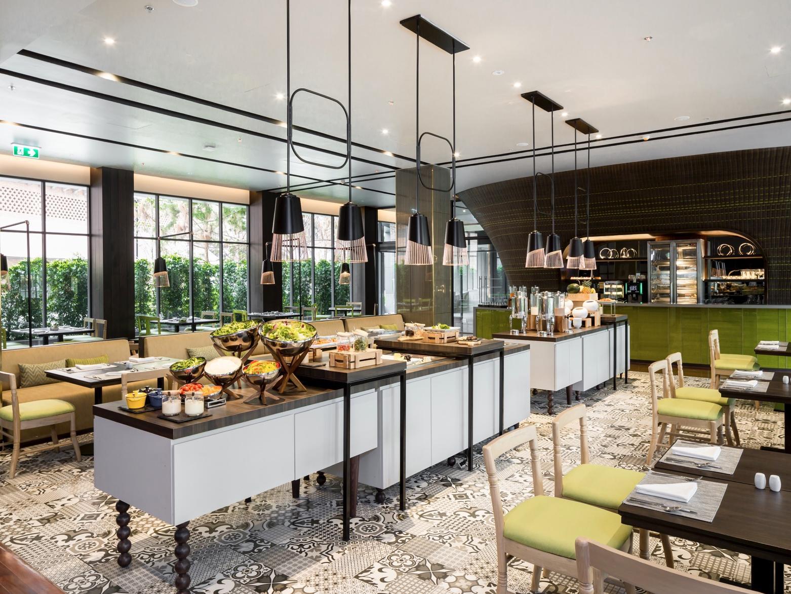 Eat@Rincome at U Hotels and Resorts