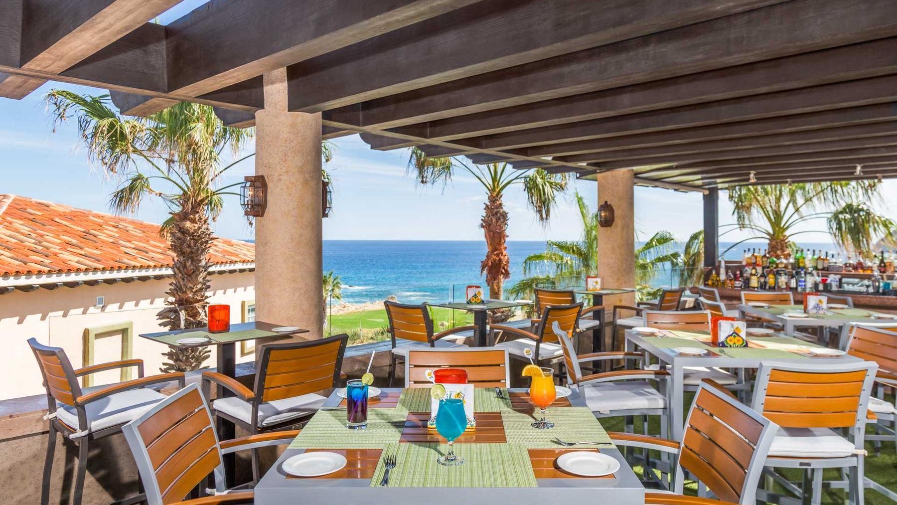 Ocean Front Dining