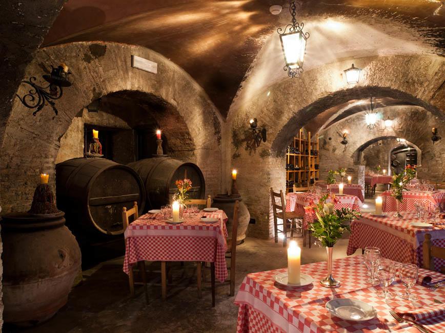 Bettoja Wine Cellar in Bettoja Hotels Group