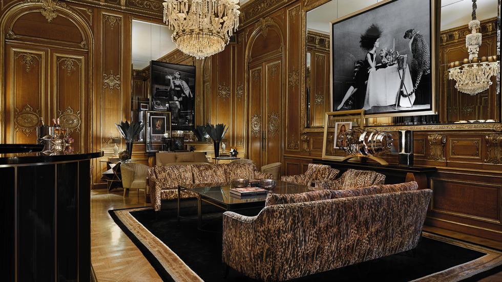 Champagne Lounge - Patrick Hellman Schlosshotel