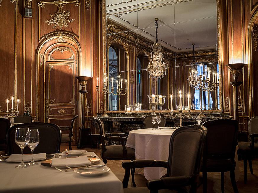 Restaurant - Patrick Hellman Schlosshotel