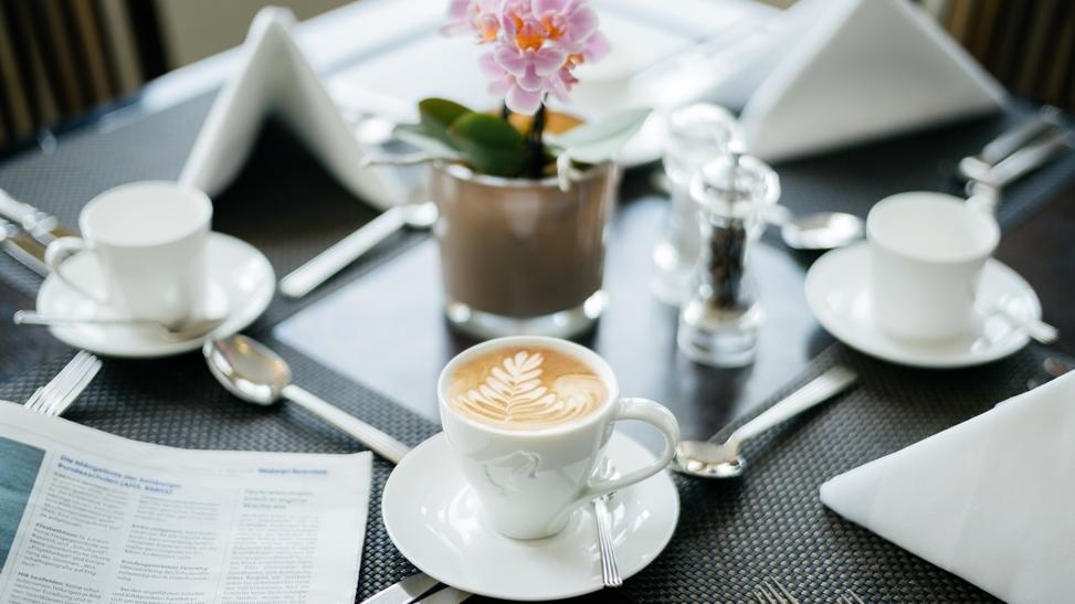 Breakfast at Schloss Pichlarn